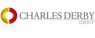 Jackie Brambles client Charles Derby logo